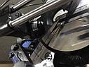 Торцювальна пила з протяжкою AL-FA ALMS-250-2S (2 диска), фото 4