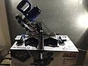 Торцювальна пила з протяжкою AL-FA ALMS-250-2S (2 диска), фото 7