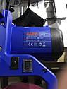 Торцювальна пила з протяжкою AL-FA ALMS-250-2S (2 диска), фото 9