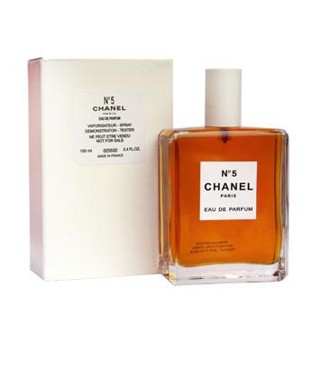 Тестер парфюмированная вода  женская Chanel № 5 (Шанель 5) 100 мл