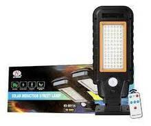 Фонарь-светильник Solar Induction Street Lamp 8011A на пульте управления