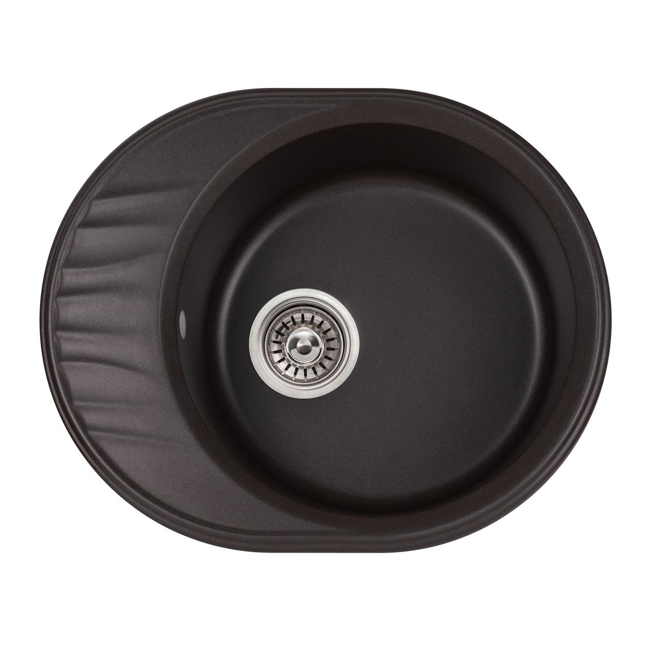 Кухонная мойка Qtap CS 6151 COF (QT6151COF551)