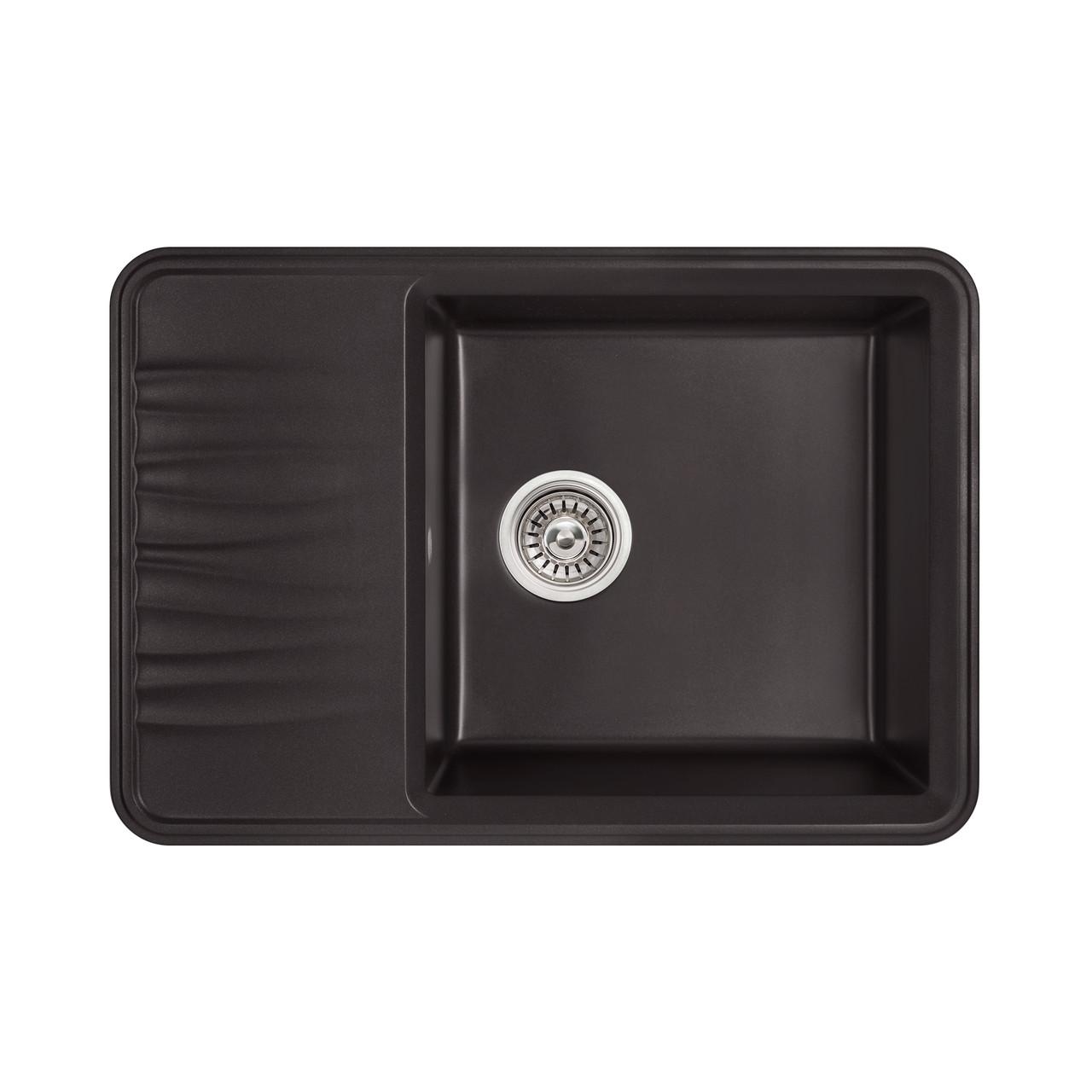 Кухонная мойка Qtap CS 7440 COF (QT7440COF551)
