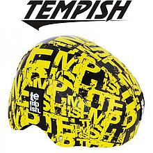 Защитный шлем, для роллеров и скейтеров Tempish CRACK C yellow/L
