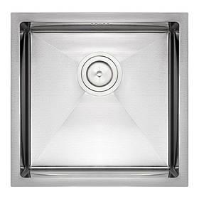 Кухонная мойка Qtap D4645 Satin 2.7/1.0 мм (QTD464510)
