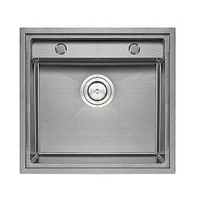 Кухонна мийка Qtap D5249 Satin 3.0/1.2 мм (QTD52493012)