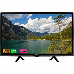 Телевизор Bravis LED-24G5000 + T2 - ПУ