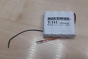 Аккумуляторная сборка Bossman-Profi T-111 4,8V 1000mAh (Ni-Cd)