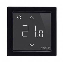 Терморегулятор DEVI DEVIreg Smart, черный (140F1143)