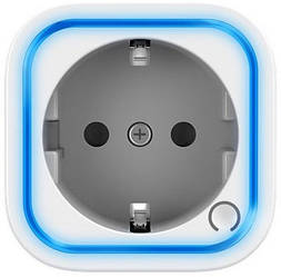 Умная розетка Aeotec Smart Switch 6, Z-Wave, Белая (ZW096)