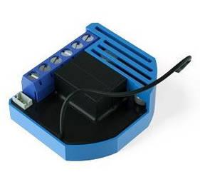Умное реле Qubino Smart Home Flush 1D, Z-Wave (ZMNHND1)