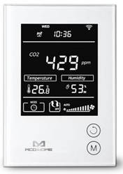 Умный датчик качества воздуха MCOHome CO2 Monitor, Z-Wave (MH9-CO2-WA)