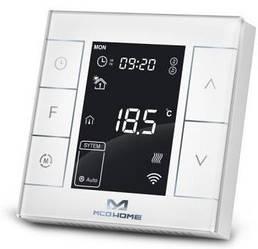 Умный термостат MCO Home для водяного теплого пола/водонагревателя, Z-Wave, White (MH7H-WH-WHITE)