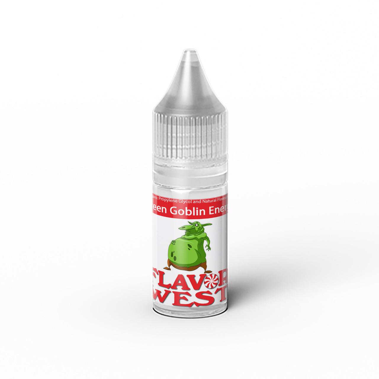 Ароматизатор FlavorWest - Green Goblin Energy (Энергия зеленого гоблина), 10 мл.