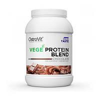 Протеин для веганов и вегетарианцев OstroVit Vege Protein Blend 700 g chocolate
