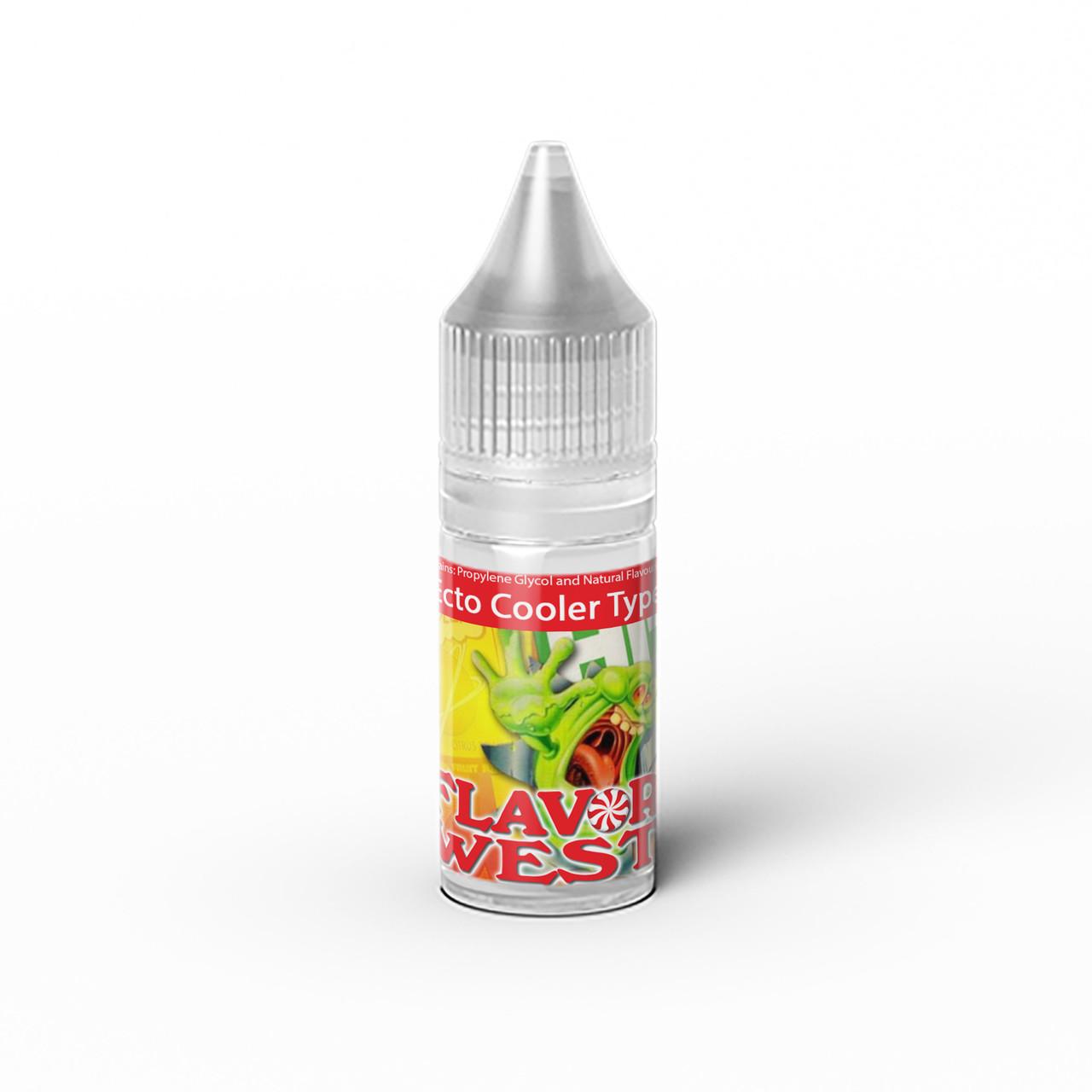 Ароматизатор FlavorWest - Ecto Cooler Type (Экто-кулер), 10 мл.