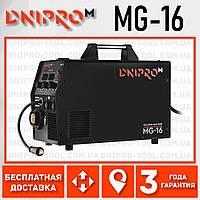 Полуавтомат инверторный MIG/MMA Dnipro-M MG-16