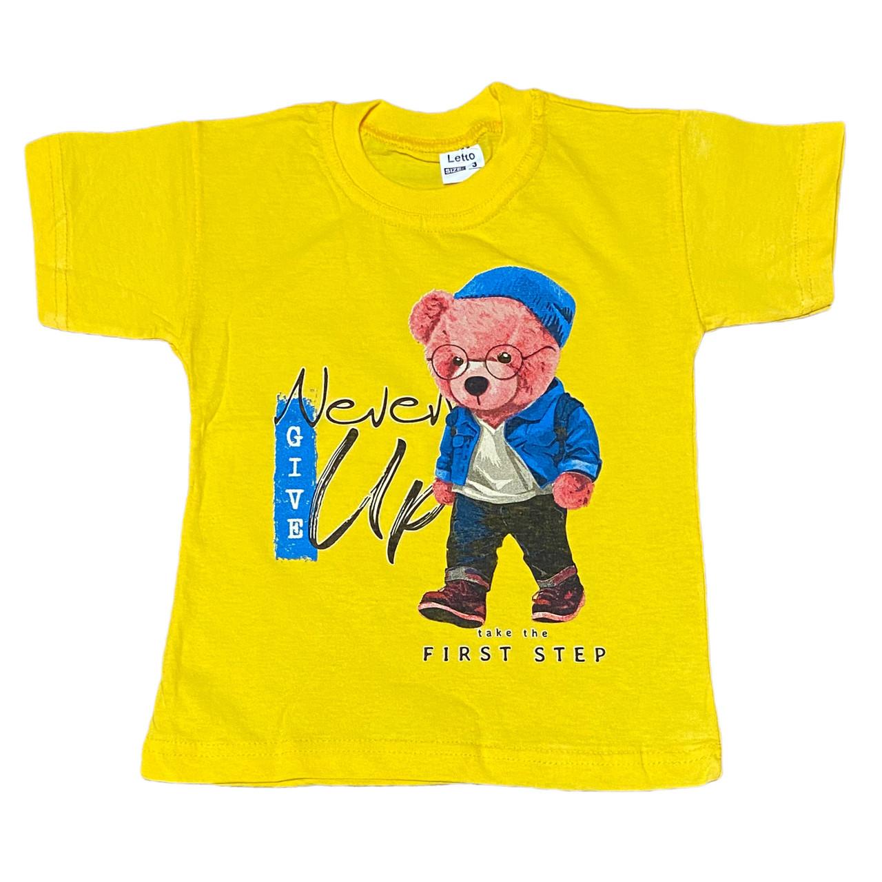 Дитяча футболка для хлопчика, 86см