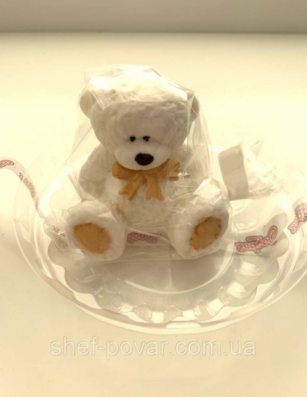 Медвежонок Тедди 3D