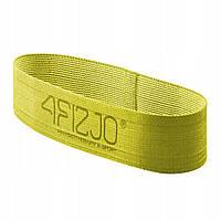Гумка для фітнесу та спорту тканинна 4FIZJO Flex Band 23-29 кг 4FJ0154