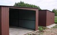Купли продажи металлического гаража