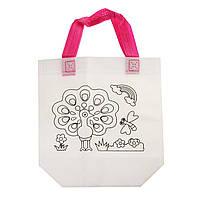 (GIPS), Дитяча сумка розфарбування, павич