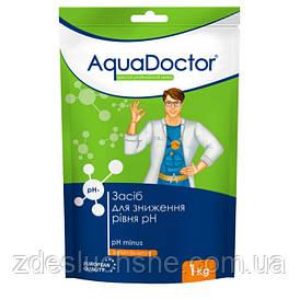 Засіб для зниження рівня pH AquaDoctor pH Minus 1 кг SKL11-249821