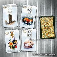 Карты оракул Ленорман Одинокого видения (Alone's Vision Lenormand Cards)