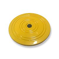 Диск Здоровья Грация металлический, желтый