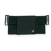 (GIPS), Сумка на пояс текстильна, сумочка через пояс для документів, маленька сумка на ремінь жіноча та чоловіча