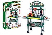 """Ігровий набір для хлопчиків """"Столик з інструментами""""."""