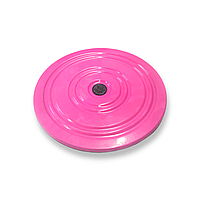 Диск Здоров'я Грація металевий, рожевий