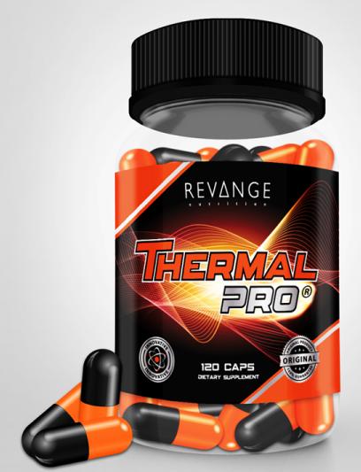 Revange Thermal Pro Hardcore 120 caps