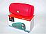 Портативна блютуз колонка JBL Charge 3 MINI колонка з USB,SD,FM СИНЯ, фото 9