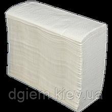 Полотенца бумажные Z-образные 200шт 2-х слойные белые