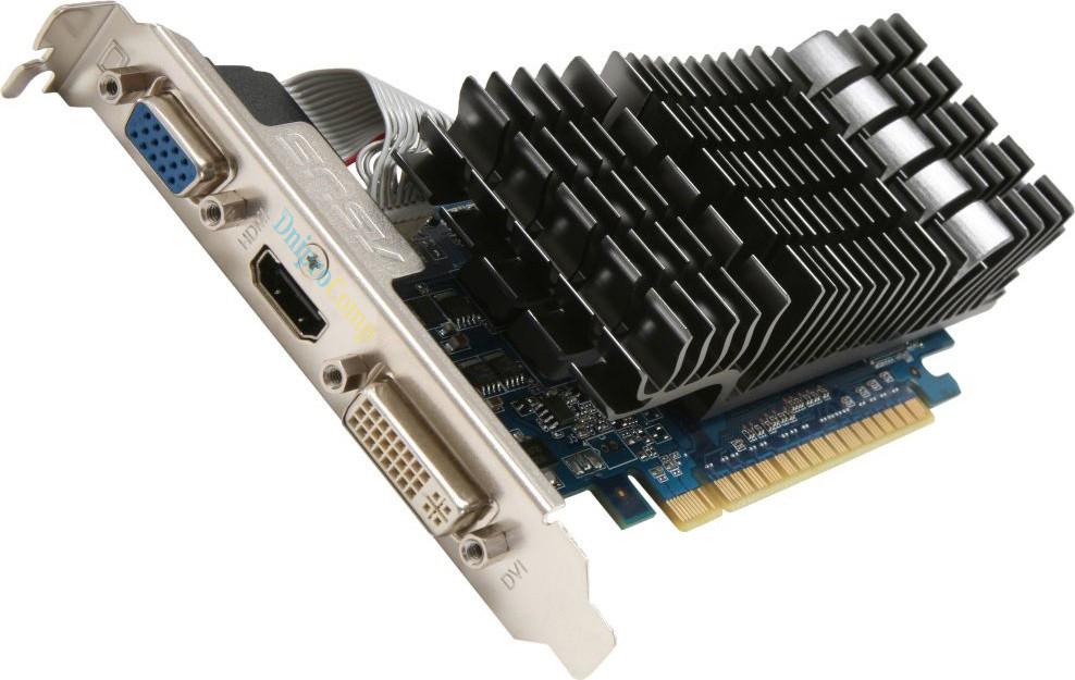 Відеокарта ASUS GT 520 2GB GDDR3 64-Bit
