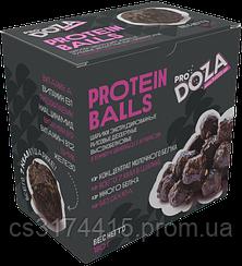 Высокобелковые конфеты ProDoza Рисовые Шарики в Темном Шоколаде с Арахисом (180 грамм)