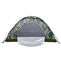 Палатка для кемпинга одноместная (GIPS), Надувная мебель и аксессуары
