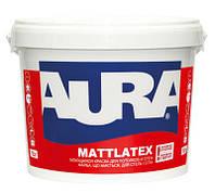 Латексная краска для стен и потолка AURA mattlatex