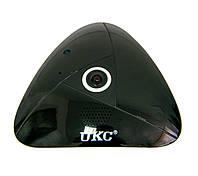 WIFI камера видеонаблюдения UKC 360 Panoramic Camera, беспроводная ip камера с удаленным доступом (GIPS)