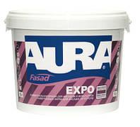 AURA Fasad EXPO 10л Универсальная краска для фасадов и интерьеров