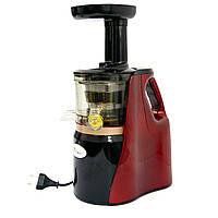 Соковыжималка электрическая Domotec MS 5222, шнековая электросоковыжималка для фреша с фруктов (GIPS),