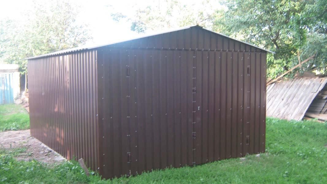 Купить гараж метал на вывоз купить железный гараж в пскове