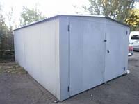 Металлический гараж вентиляция