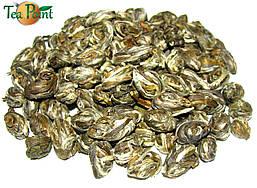 Жасминовый чай - Глаз Феникса. Зеленый китайский чай