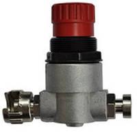 Регулятор давления воздуха 0-8 бар с двумя соединителями