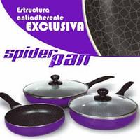 Сковородки в наборе Spider Pan, фото 1