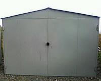 Материалы для металлического гаража