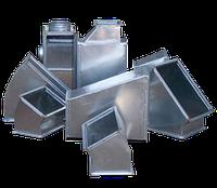 Фасонные изделия прямоугольного сечения