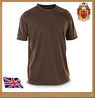 Футболка Coolmax, Brown (армия Британии)., фото 1